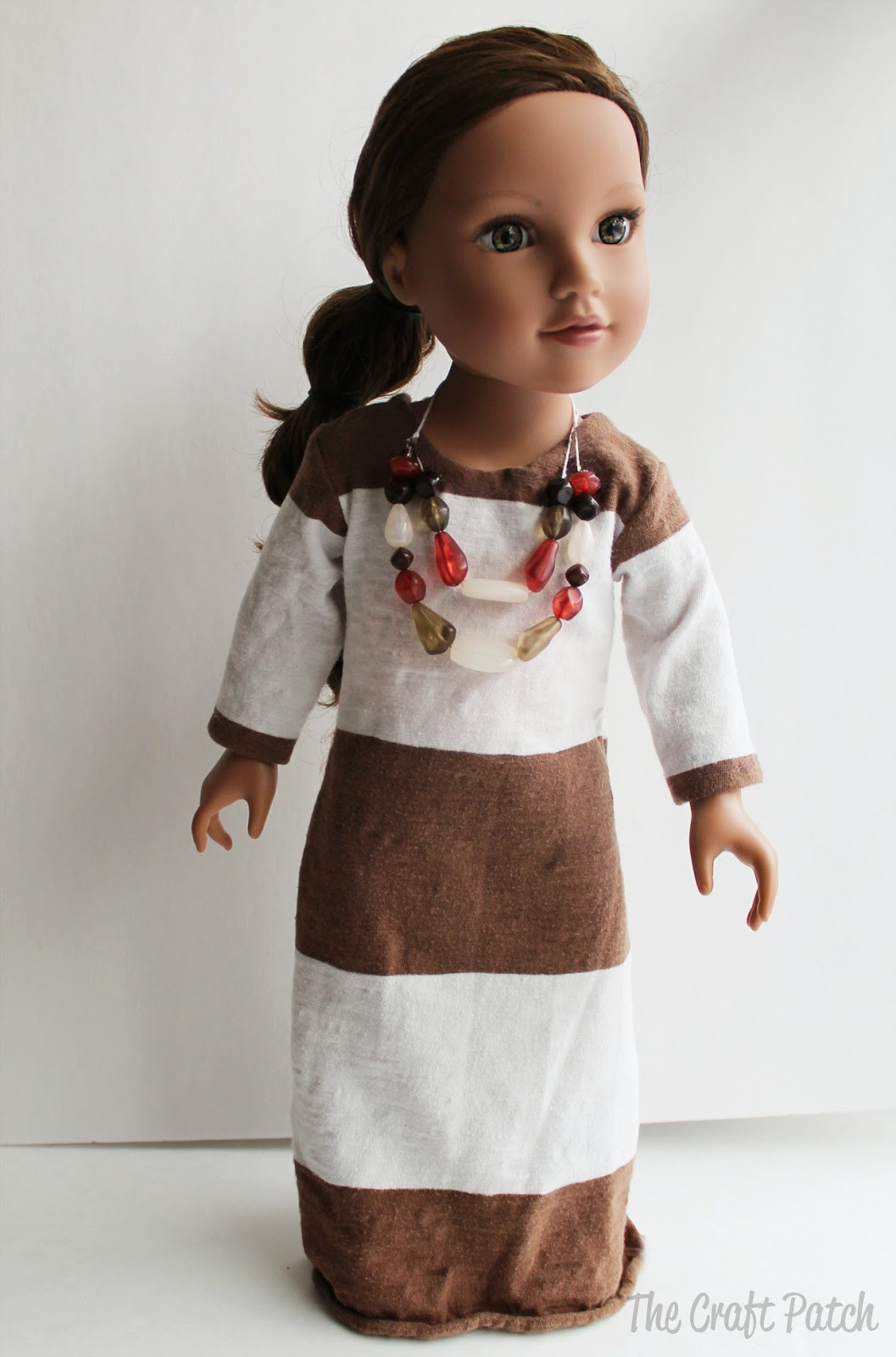 Luxury American Girl Doll Basic Knit Dress Pattern and Tutorial American Doll Clothes Patterns Of Superb 48 Ideas American Doll Clothes Patterns
