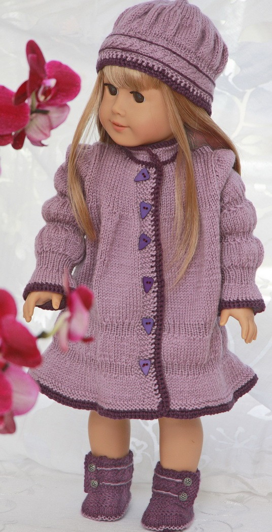 Luxury American Girl Doll Knitted Dress Patterns Sweater Vest Free Knitting Patterns for American Girl Dolls Of Delightful 41 Models Free Knitting Patterns for American Girl Dolls