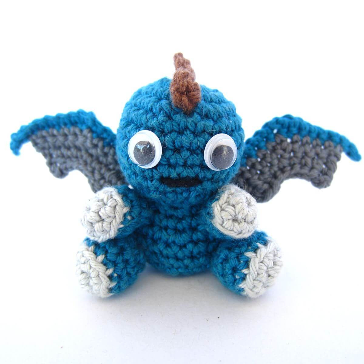 Luxury Amigurumi Crochet Dragon Pattern Supergurumi Crochet Dragon Pattern Of Brilliant 50 Pictures Crochet Dragon Pattern