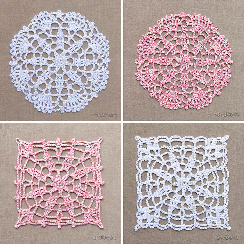 Luxury Anabelia Craft Design Crochet Lace Motifs In Pink and Crochet Lace Of Amazing 43 Photos Crochet Lace