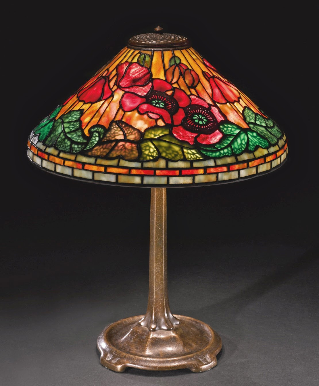 Luxury Authentic Tiffany Lamp Expert March 2014 Tiffany Lamp Value Of Innovative 43 Ideas Tiffany Lamp Value