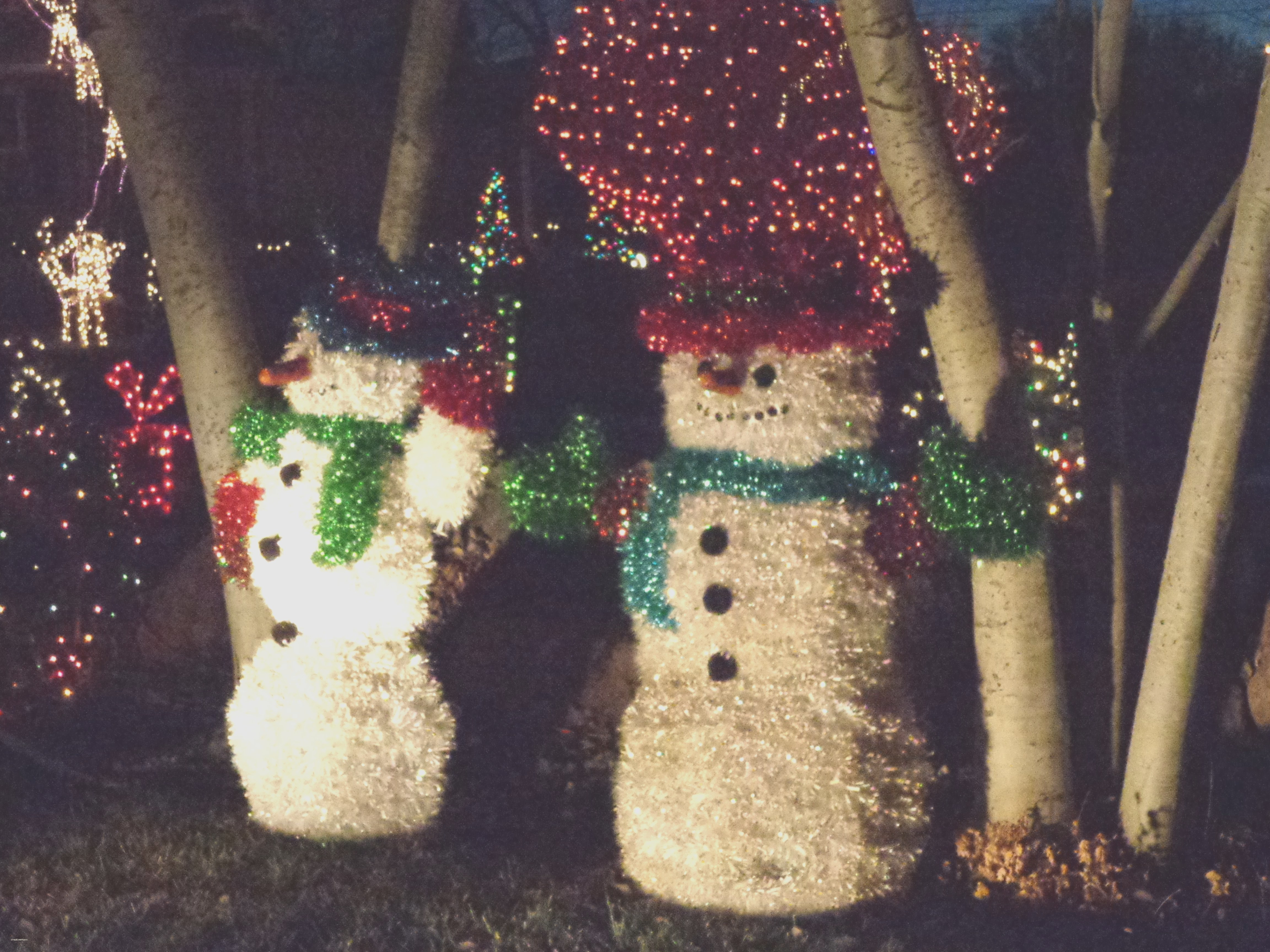 Luxury Awesome Christmas Front Yard Decorating Creative Maxx Ideas Snowman Christmas Tree Decorations Of Adorable 46 Pictures Snowman Christmas Tree Decorations