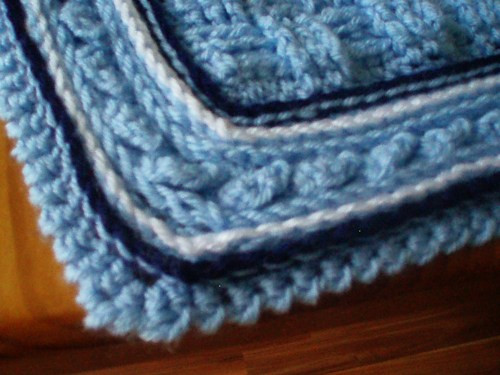 Luxury Baby Blanket with Cabled Border Crochet Pattern Baby Blanket Borders Of Delightful 46 Pics Baby Blanket Borders