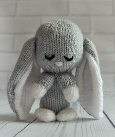 Luxury Baby Bunny toy Knitting Pattern – Knitting by Post Knitted Bunny Pattern Of Unique 40 Pics Knitted Bunny Pattern