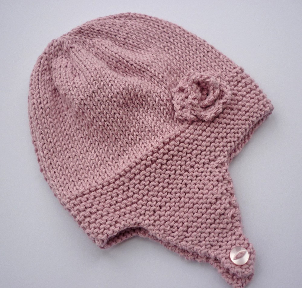 Luxury Baby Hat with Ear Flaps Knitting Pattern Knit Hat with Ear Flaps Of Marvelous 50 Pics Knit Hat with Ear Flaps