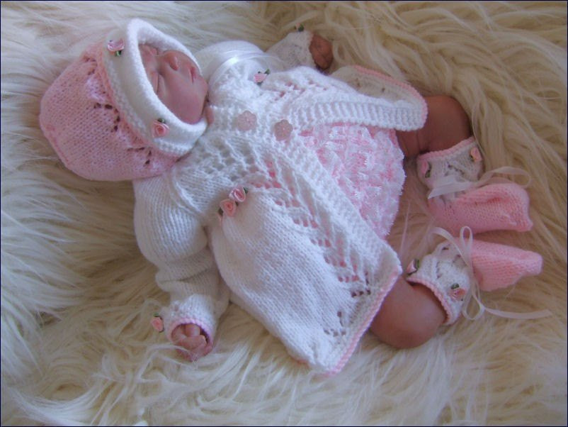 Baby Knitting Pattern Download PDF Knitting Pattern Baby