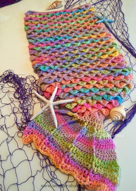 baby knitting patterns mermaid crochet tail blanket free patterns the whoot