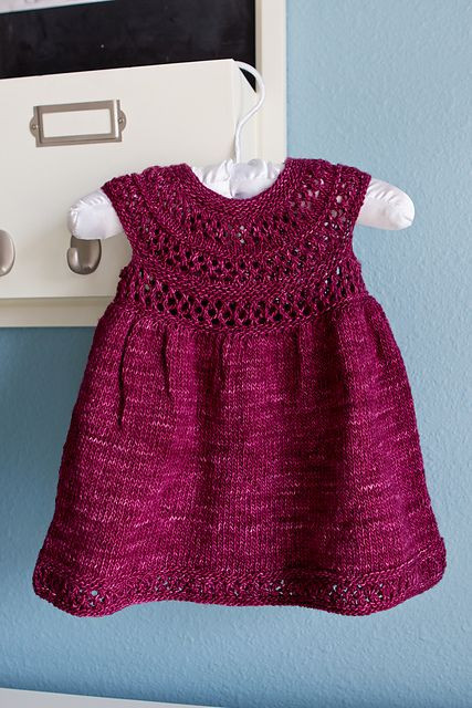 Luxury Baby Knitting Patterns Ravelry Mischa Baby Dress Pattern Baby Girl Knitted Dress Of Incredible 47 Photos Baby Girl Knitted Dress