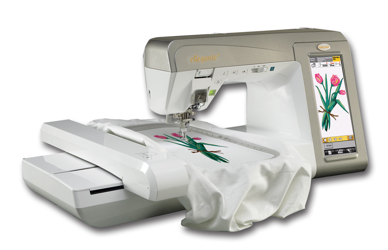 Baby Lock Embroidery Machines