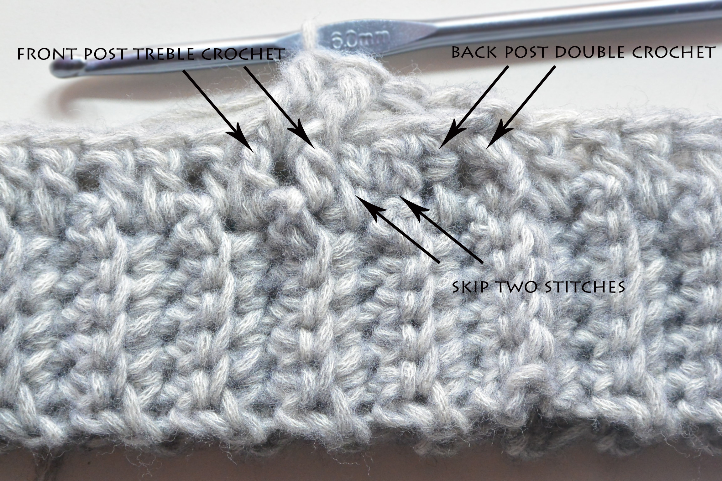 Luxury Back Post Double Crochet Crochet for Love Crochet Post Stitch Of Incredible 45 Images Crochet Post Stitch