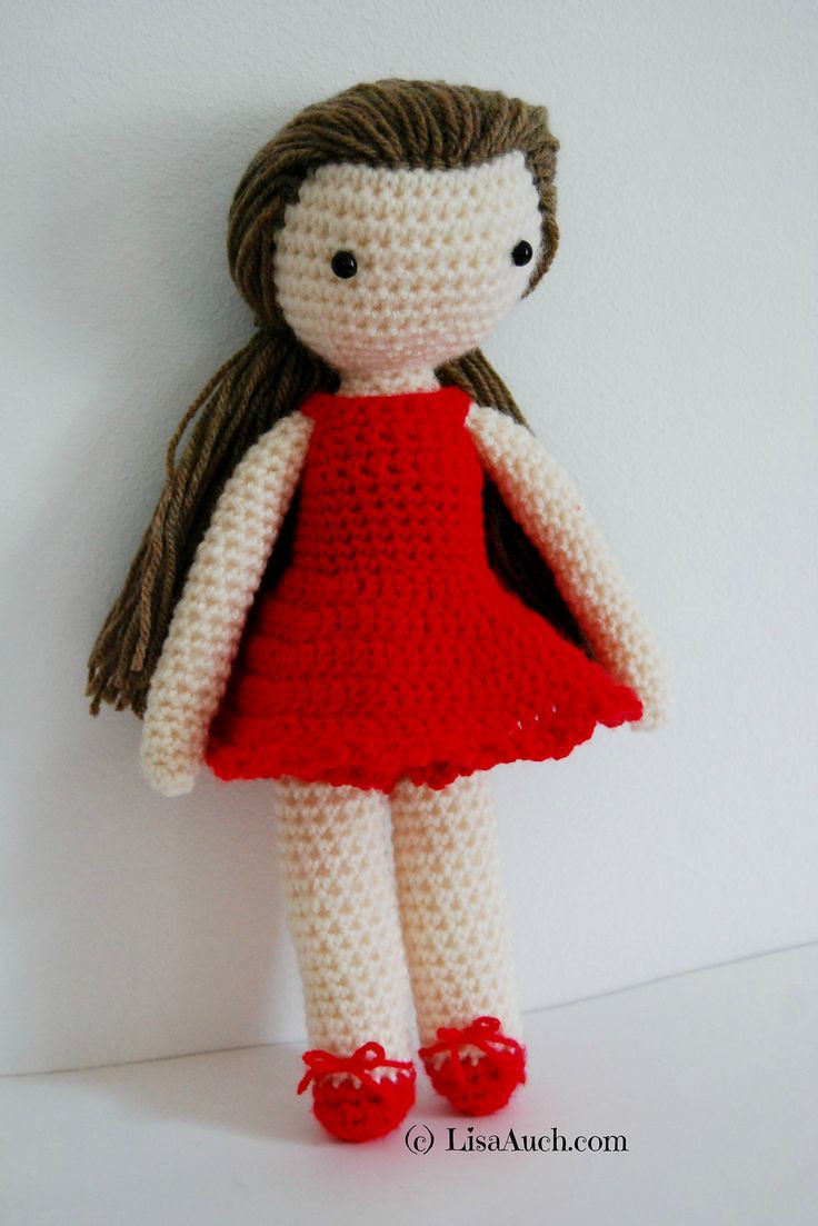 Luxury Basic Crochet Doll by Lisa Auch Free Crochet Pattern Free Doll Patterns Of Unique 47 Photos Free Doll Patterns