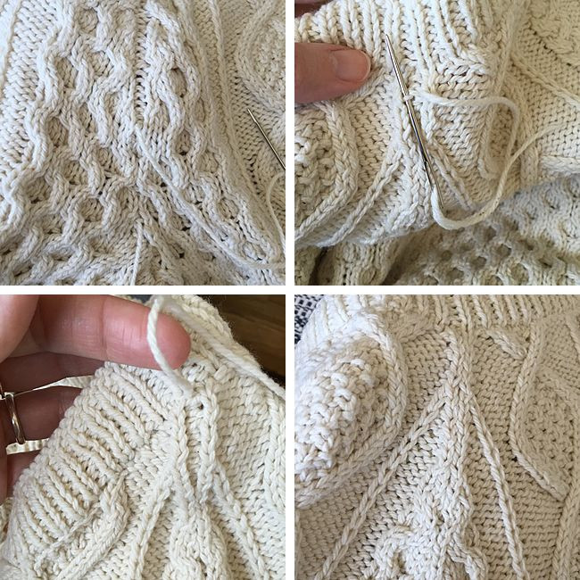 Luxury Basted Knitting How and why to Seam A Seamless Knitting Sites Of Great 40 Ideas Knitting Sites
