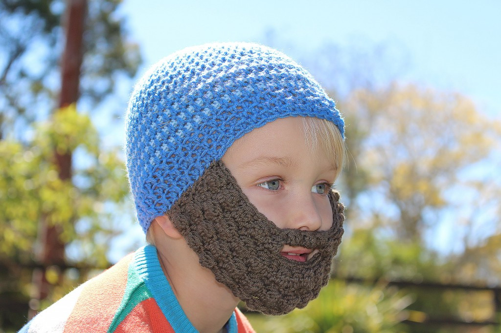 Luxury Bearded Beanie Crochet Pattern Crochet Beard Hat Of Charming 44 Models Crochet Beard Hat