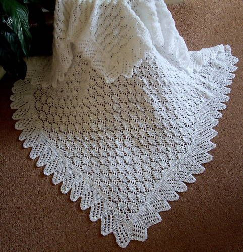 Luxury Beautiful Baby Shawl Blanket Hand Knitted Diamond Lace Free Knitting Patterns for Baby Blankets and Shawls Of Innovative 43 Pictures Free Knitting Patterns for Baby Blankets and Shawls