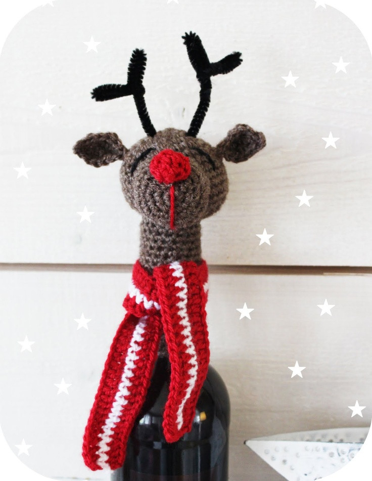 Luxury Best 25 Rudolph the Rednosed Reindeer Ideas Only On Best Crochet Gifts Of Incredible 46 Pics Best Crochet Gifts