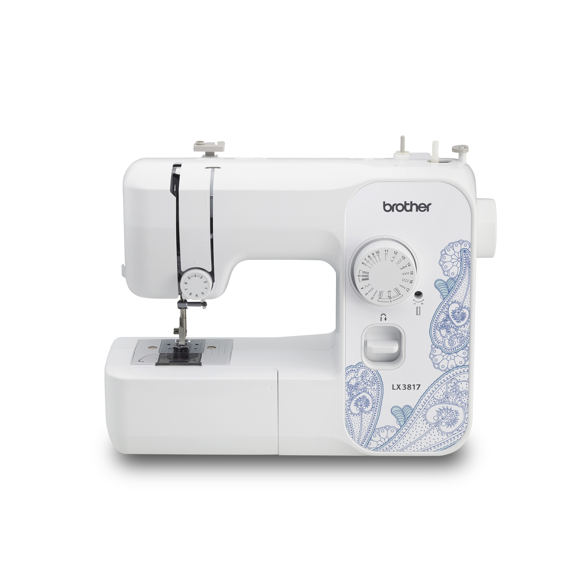 Luxury Brother Lx3817 17 Stitch Full Size Sewing Machine Brother Sewing Machine Feet Of Top 45 Photos Brother Sewing Machine Feet