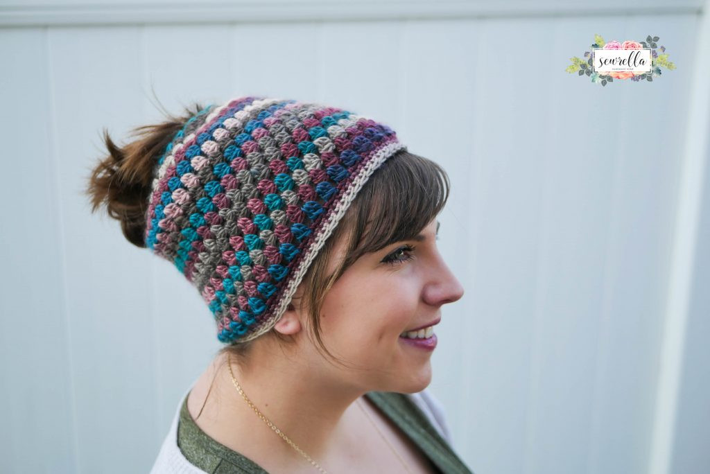 Luxury Bun Hat Crochet Pattern Sugar Bee Crafts Beanie with Hole for Bun Of Great 40 Pics Beanie with Hole for Bun