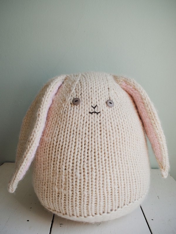 Luxury Bunnies to Knit – 26 Free Patterns – Grandmother S Pattern Knitted Bunny Pattern Of Unique 40 Pics Knitted Bunny Pattern