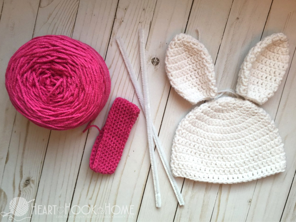 Luxury Bunny Beanie with Ears Free Crochet Pattern for Easter Crochet Baby Hat with Ears Of Lovely 43 Pics Crochet Baby Hat with Ears