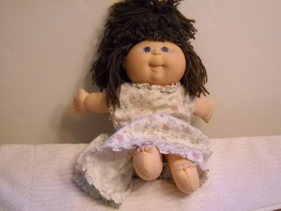 Luxury Cabbage Patch Doll 1980 S Collectible toy Doll by Tamianddani Collectible Cabbage Patch Dolls Of Luxury 42 Pics Collectible Cabbage Patch Dolls