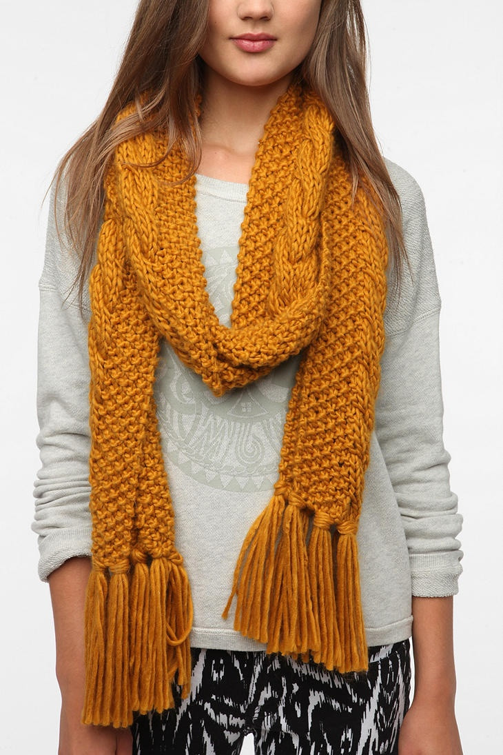 Luxury Cable Knit Scarf Cable Knit Scarf Of Delightful 48 Ideas Cable Knit Scarf