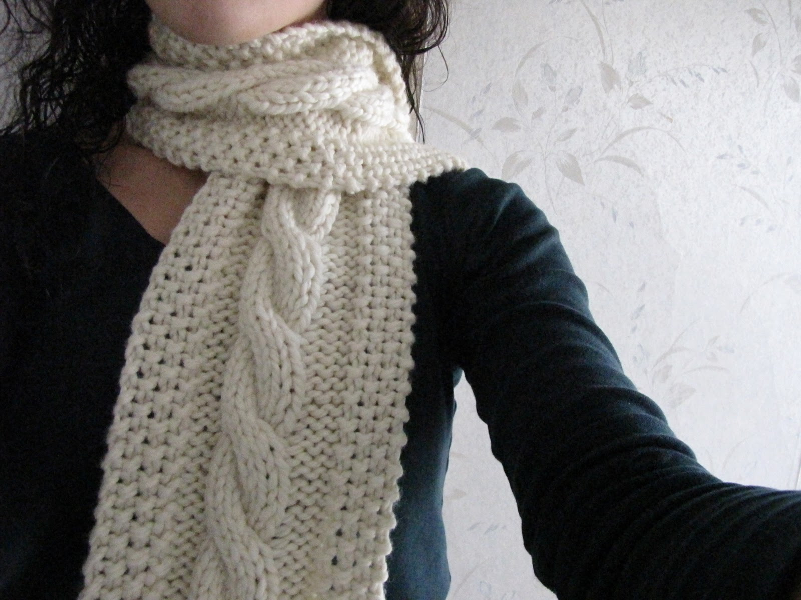 Luxury Cable Knit Scarf Pattern Cable Knit Scarf Pattern Of Luxury 44 Ideas Cable Knit Scarf Pattern
