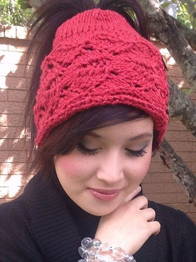 Luxury Cardiff Bay Ponytail Hat Knitting Pattern Download From E Ponytail Beanie Pattern Of Adorable 50 Models Ponytail Beanie Pattern