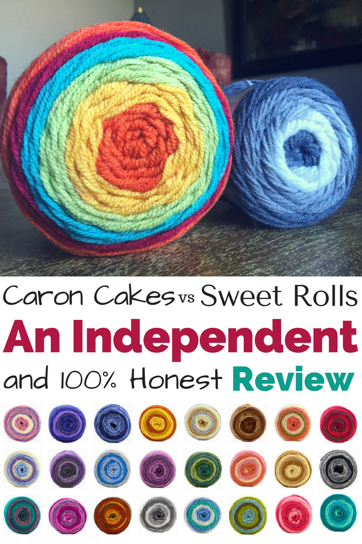 Luxury Caron Cakes Vs Sweet Rolls An Independent and Caron Big Cakes Yarn Patterns Of New 44 Photos Caron Big Cakes Yarn Patterns