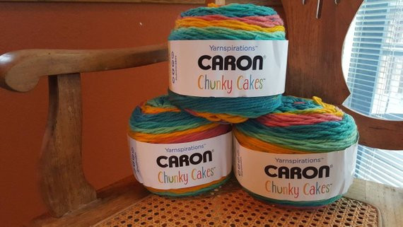 Luxury Caron Chunky Cakes Juicy Chews Yarn From Bellalunabees On Caron Chunky Cakes Of Amazing 43 Pictures Caron Chunky Cakes
