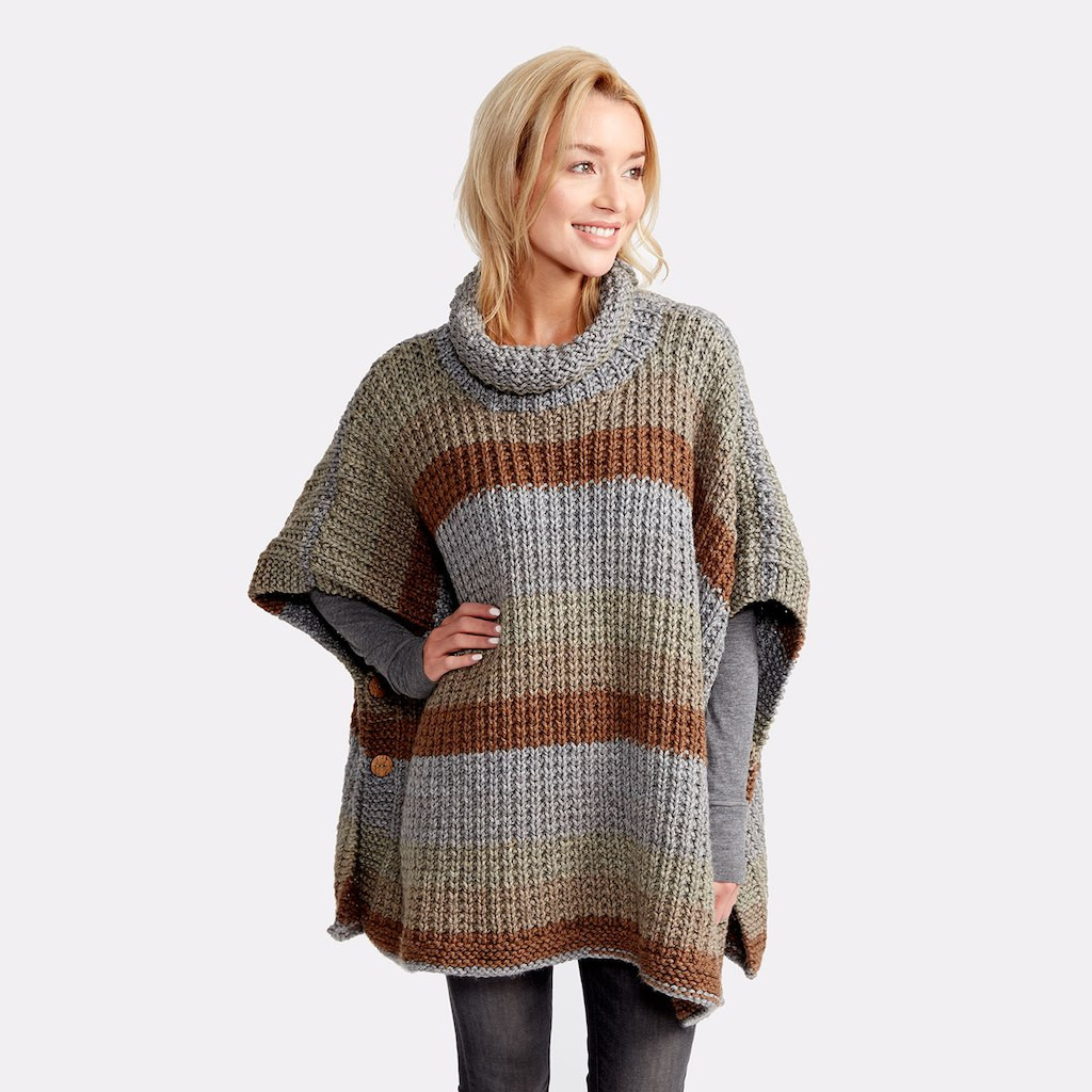 Luxury Caron Tea Cakes™ Cozy Up Knit Poncho Caron Tea Cakes Patterns Of Incredible 46 Pics Caron Tea Cakes Patterns
