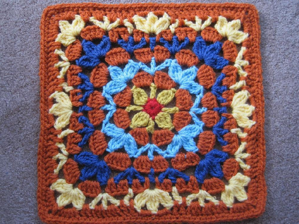 Luxury Catalina Afghan Square Crochet Pattern by Julie Yeager Afghan Squares Of Perfect 50 Ideas Afghan Squares