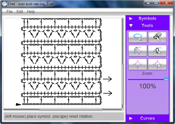 Luxury Chet is A Fully Featured Application that Facilitates the Crochet Chart software Of Inspirational Mycrochet English – Download Crochet Chart software