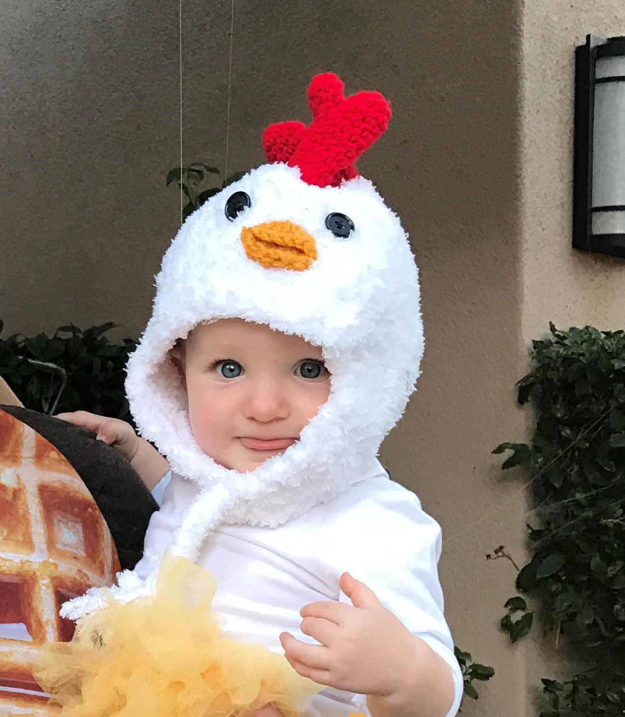 Chicken Hat Baby Hat Baby Chicken Hat Easter Chick Hat