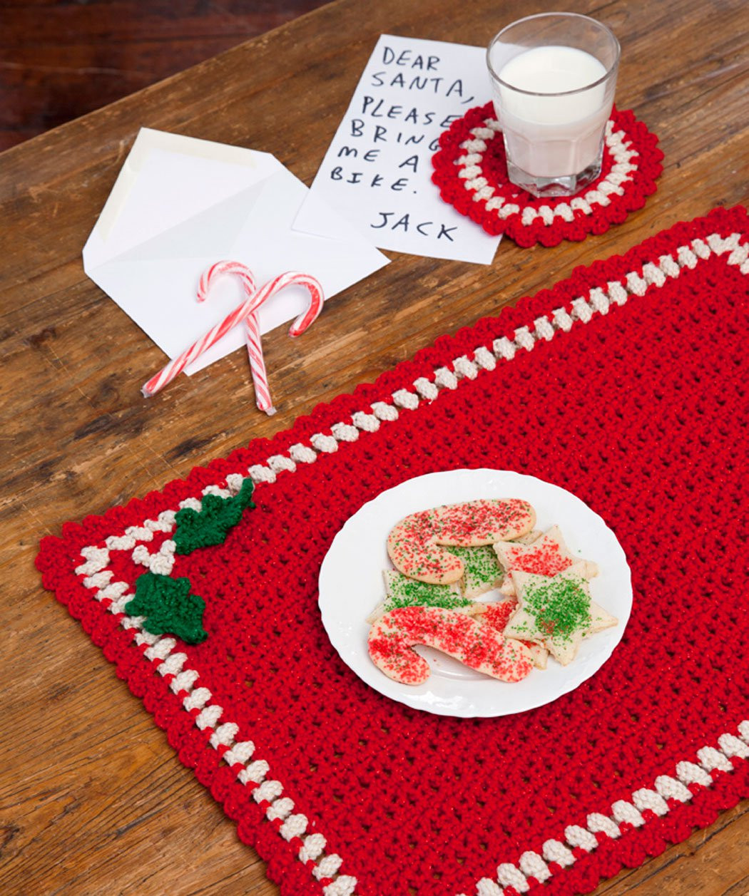 Luxury Christmas Placemat Set Free Crochet Patterns Crochet Table Mat Of Gorgeous 47 Ideas Crochet Table Mat