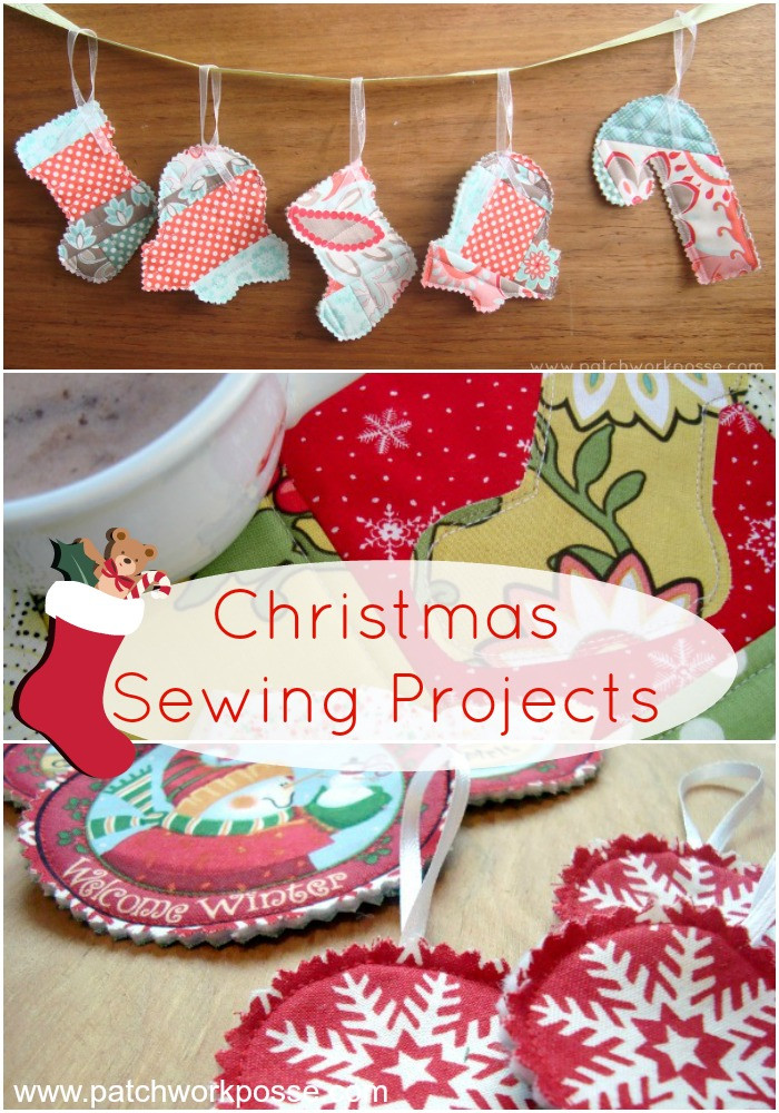 Luxury Christmas Sewing Projects and Tutorials Christmas Sewing Patterns Of Contemporary 43 Images Christmas Sewing Patterns