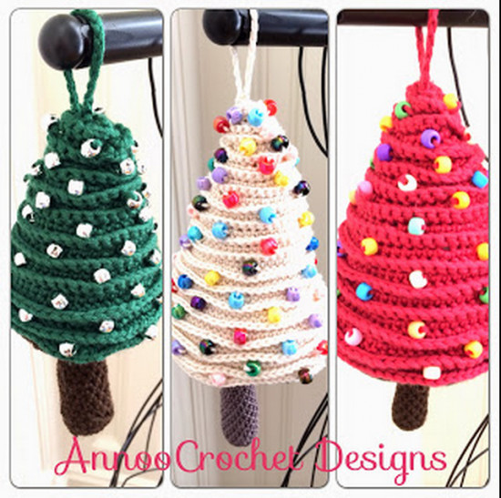 Luxury Christmas Tree Crochet ornaments Free Pattern Free Crochet Christmas Tree ornament Patterns Of Awesome 44 Ideas Free Crochet Christmas Tree ornament Patterns