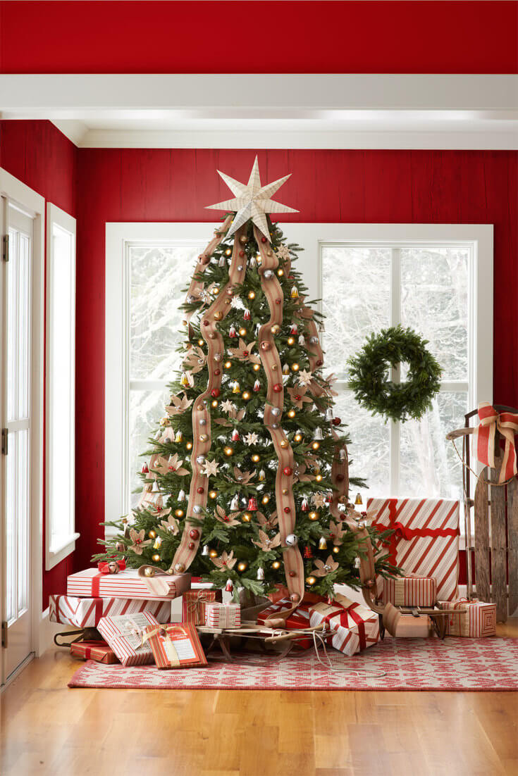 Luxury Christmas Tree Decorating Ideas for 2016 Christmas Tree and Decorations Of Delightful 50 Pictures Christmas Tree and Decorations