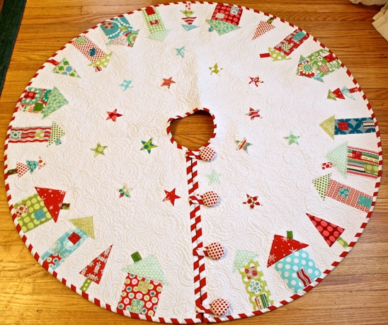Luxury Christmas Tree Skirt Quilt Patterns Free Tree Skirt Patterns Of Brilliant 44 Pics Free Tree Skirt Patterns
