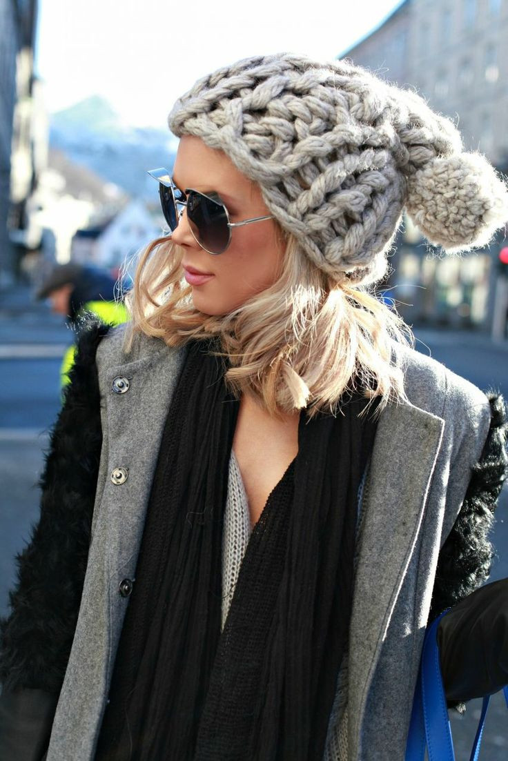 Luxury Chunky Knit Hats My Style Chunky Knit Hat Of Delightful 46 Pictures Chunky Knit Hat
