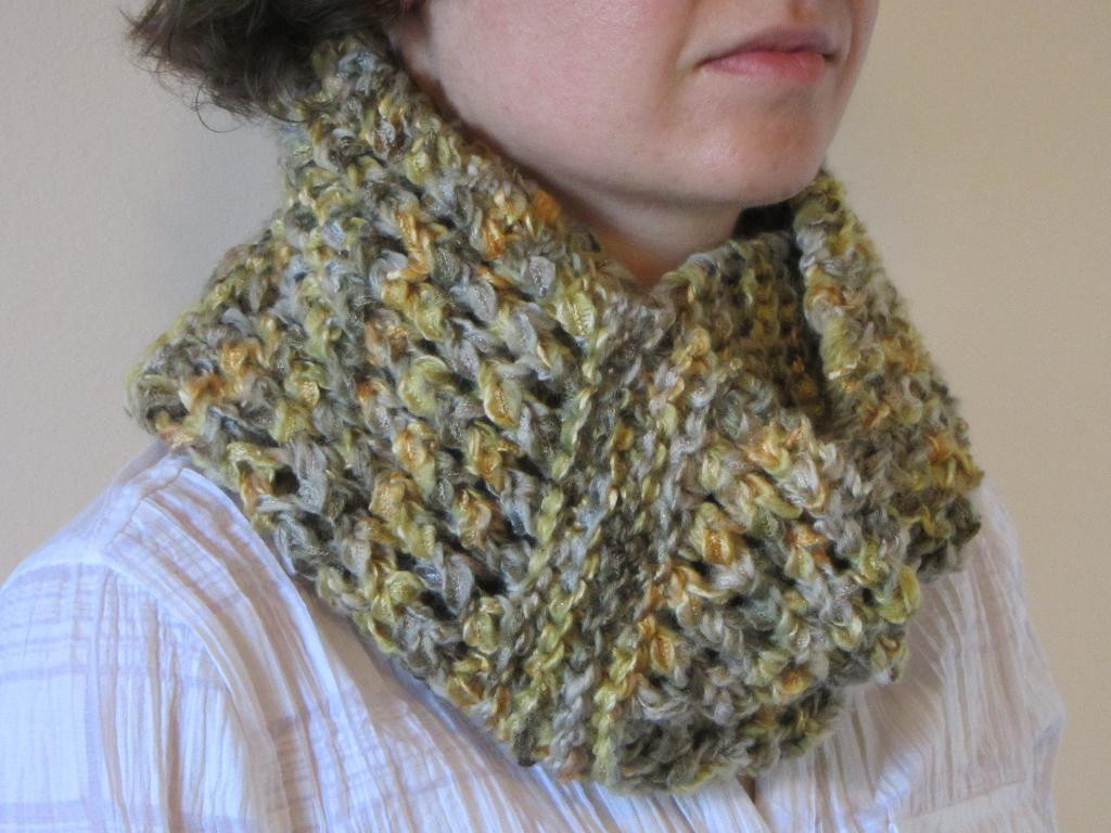 Luxury Chunky Knit Infinity Scarf by Zcreations Craftsy Chunky Knit Scarf Pattern Of Adorable 50 Ideas Chunky Knit Scarf Pattern