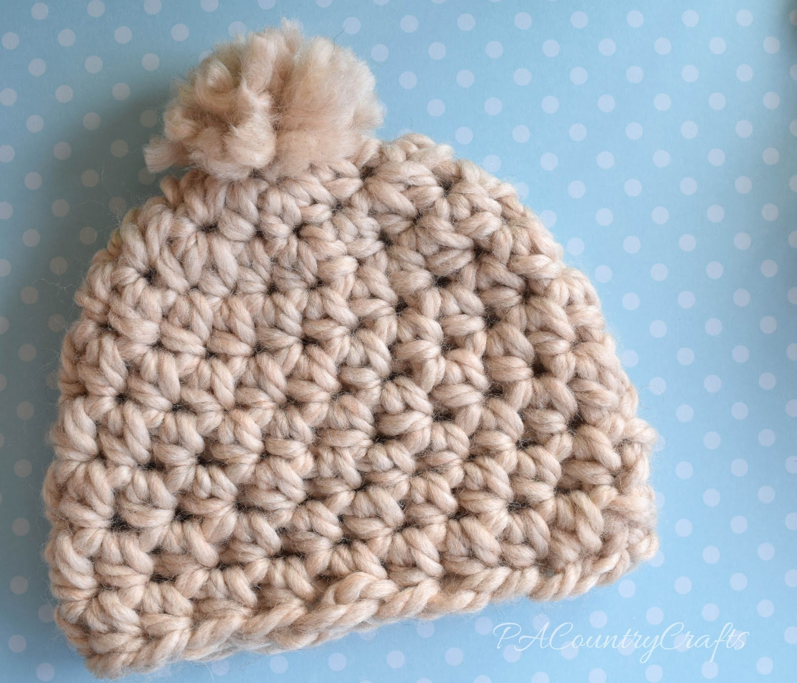 Luxury Chunky Newborn Beanie Pattern Chunky Crochet Hat Of Awesome 45 Models Chunky Crochet Hat