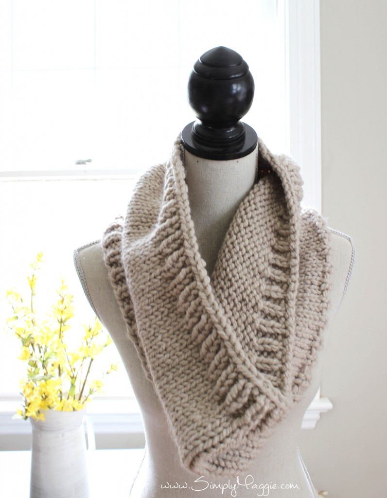 Luxury Chunky Tri Style Knit Cowl Pattern Free Knit Cowl Scarf Of Gorgeous 41 Pictures Knit Cowl Scarf