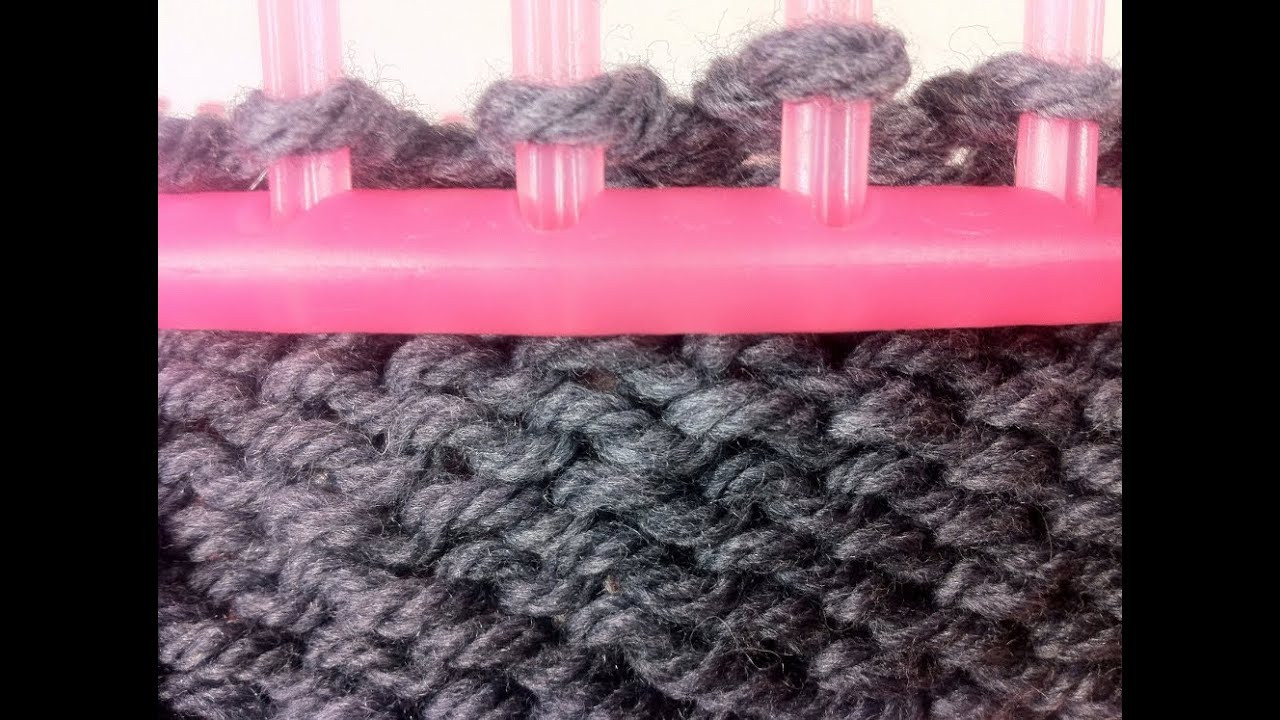 Luxury Circular Loom Knitting How to Purl Diy Tutorial Circle Loom Knitting Of Superb 50 Images Circle Loom Knitting