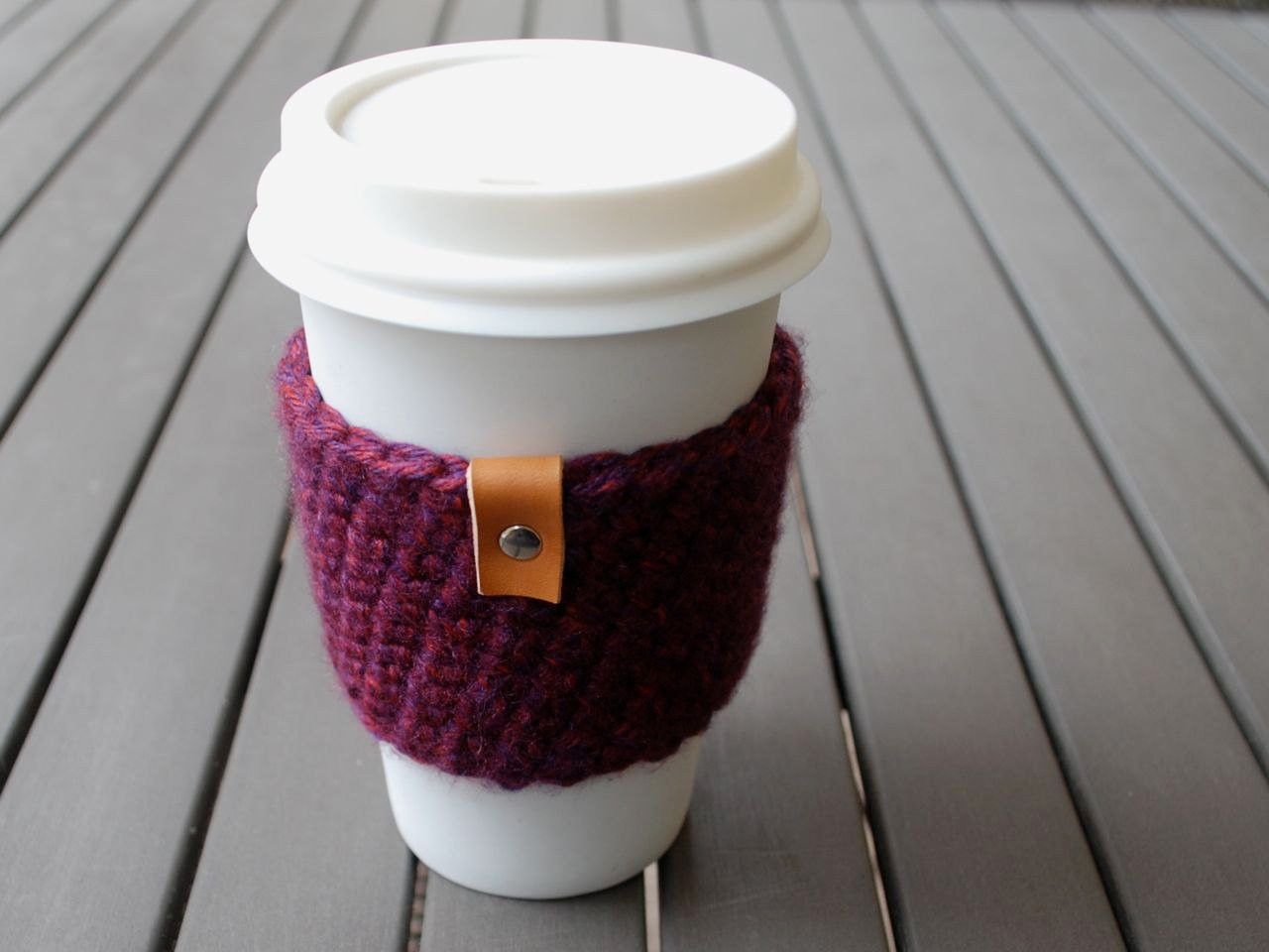 Coffee Cup Cover Coffee Cup Sleeve Coffee Cup Cozy