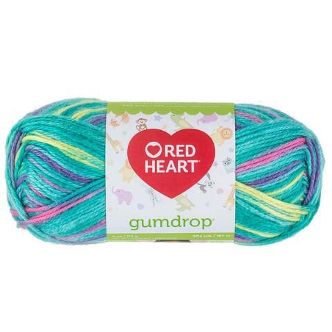 Luxury Creative Yarning A Collection Of Ideas to Try About Diy Red Heart Gumdrop Of Gorgeous 35 Images Red Heart Gumdrop