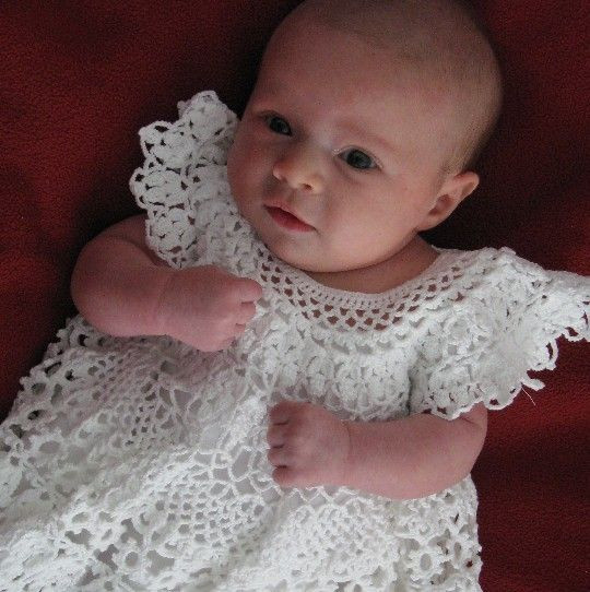 Luxury Crochet Baby Dress White Thread Crochet Baby Dress Size 0 Crochet Baby Stuff Of Superb 43 Models Crochet Baby Stuff