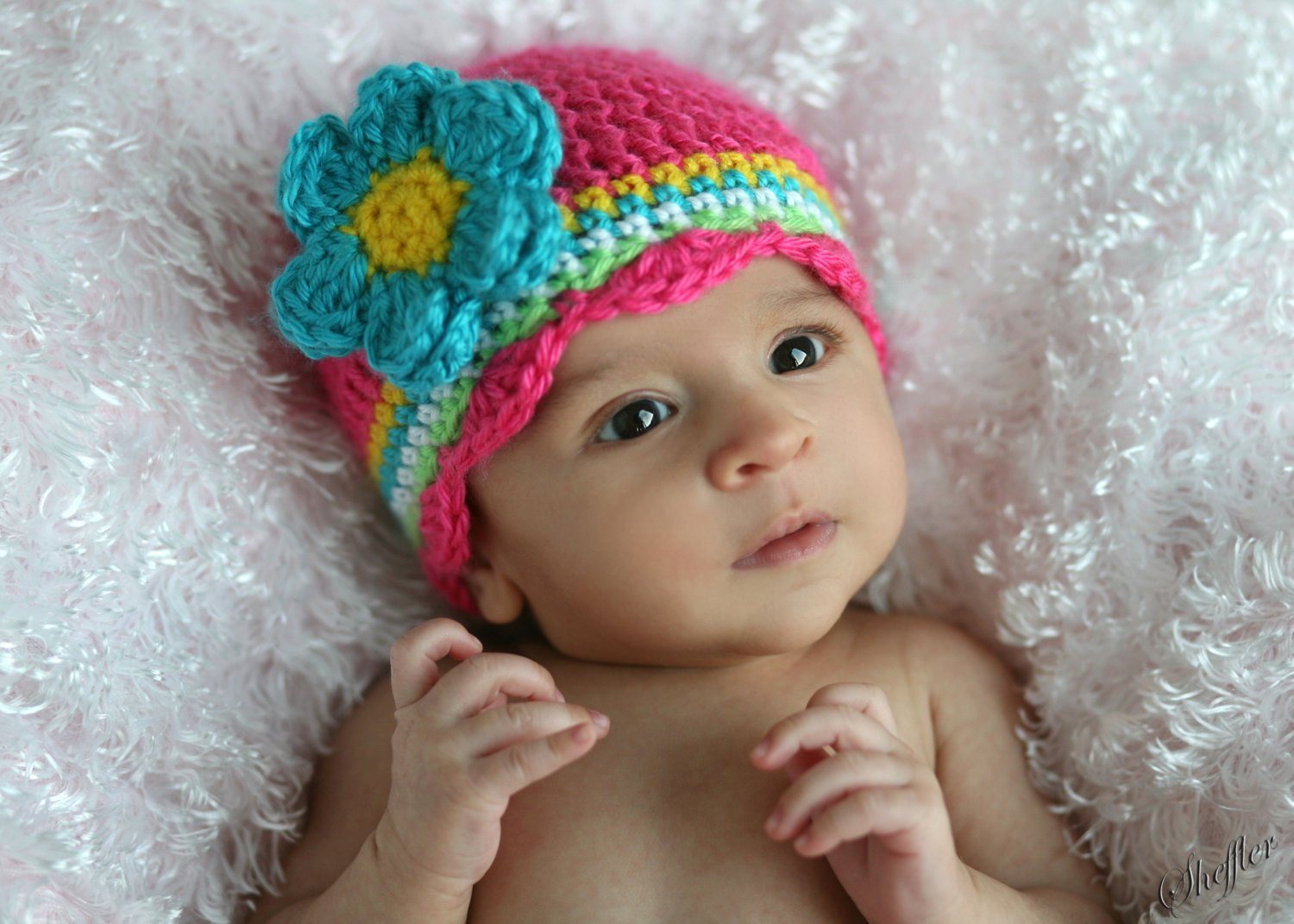 Luxury Crochet Baby Girl Hat Infant Baby Girl Hat by Crochet Hat for Girl Of Amazing 41 Pictures Crochet Hat for Girl