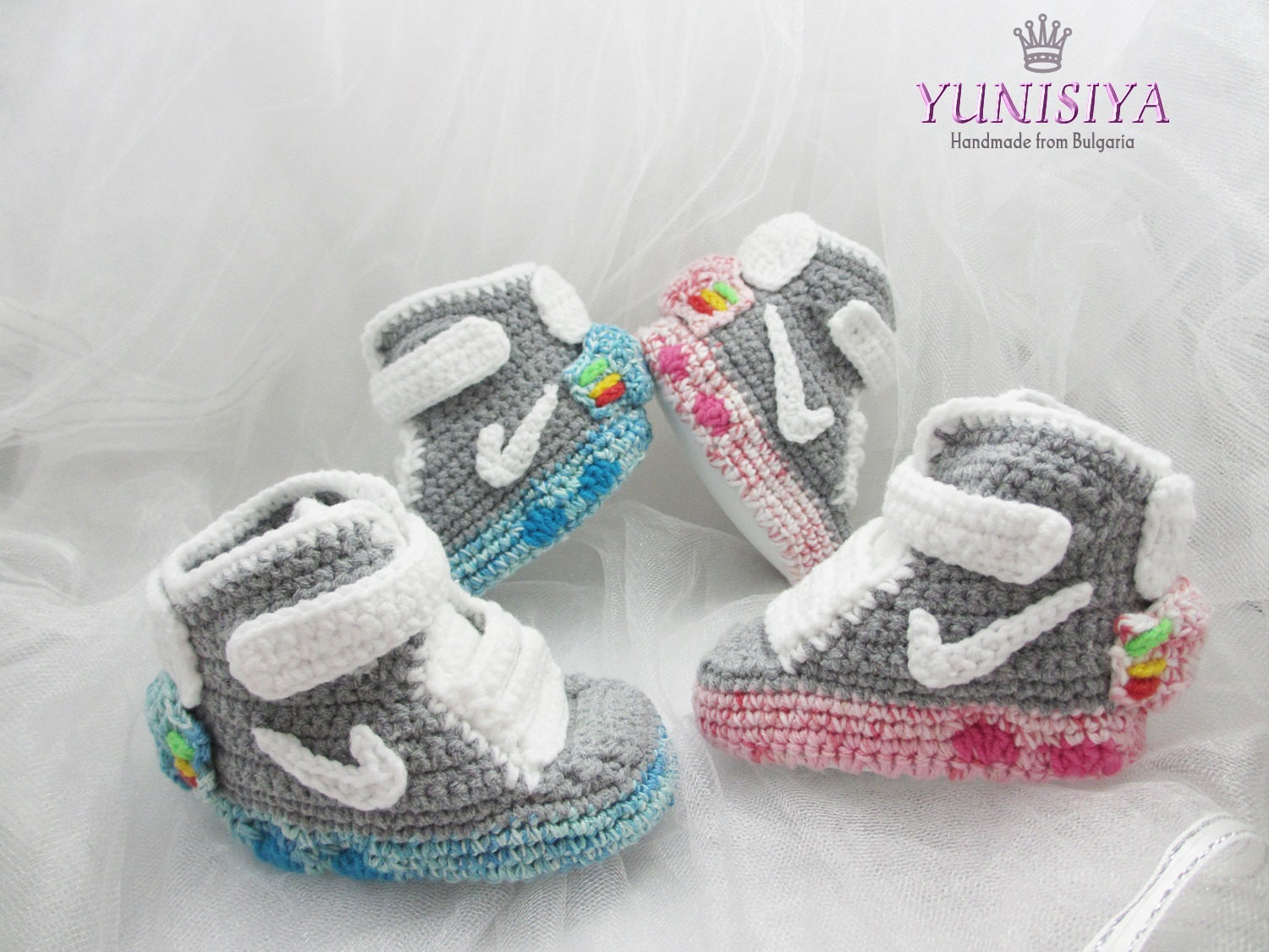 Luxury Crochet Baby Shoes Baby Booties Crochet Booties Air Mag Crochet Baby Slippers Of Marvelous 50 Images Crochet Baby Slippers
