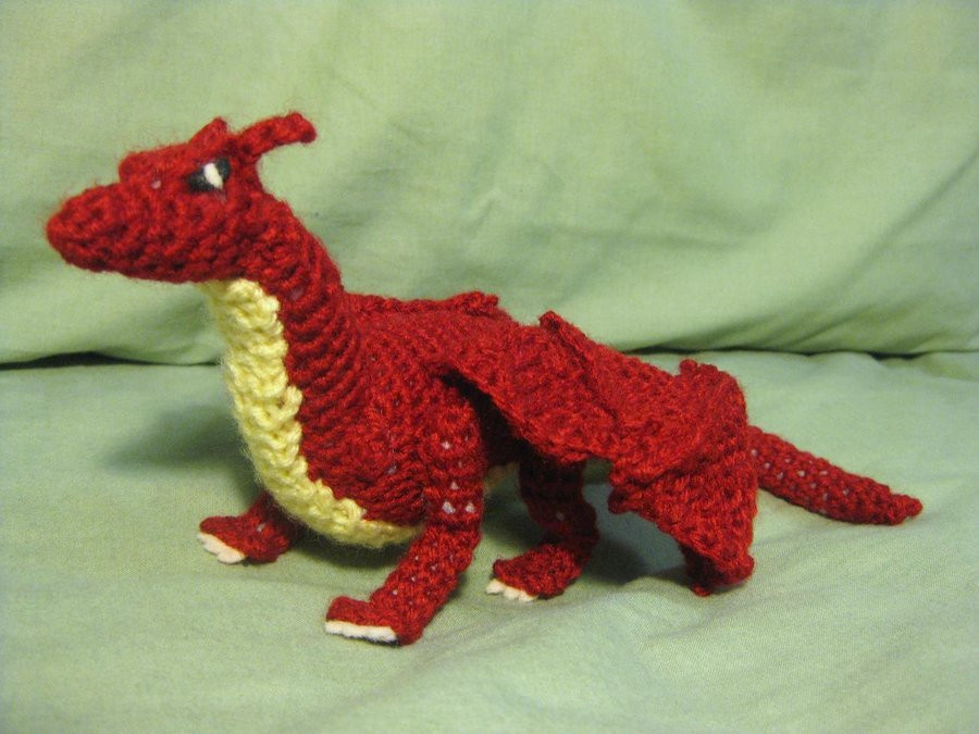Luxury Crochet Dragon by Opiel16 On Deviantart Crochet Dragon Pattern Of Brilliant 50 Pictures Crochet Dragon Pattern