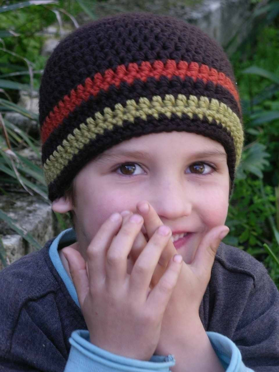 Luxury Crochet Hat Pattern Boys Easy Peasy Chunky Beanie Free Crochet Hat Patterns for Boys Of Fresh 46 Photos Free Crochet Hat Patterns for Boys
